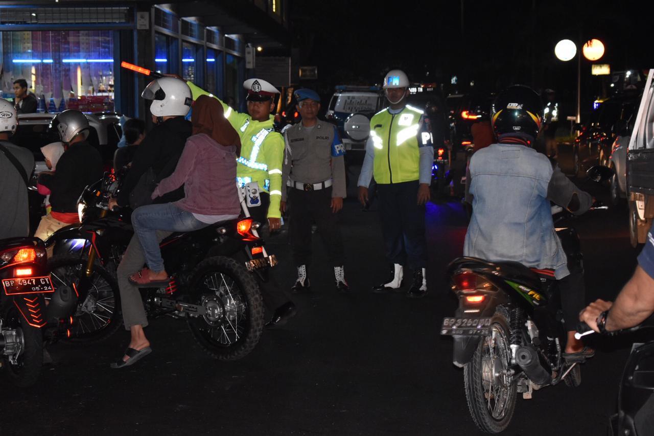 Photo of Operasi Zebra Seligi 2019, Polres Tanjungpinang Melaksanakan Razia Malam hari