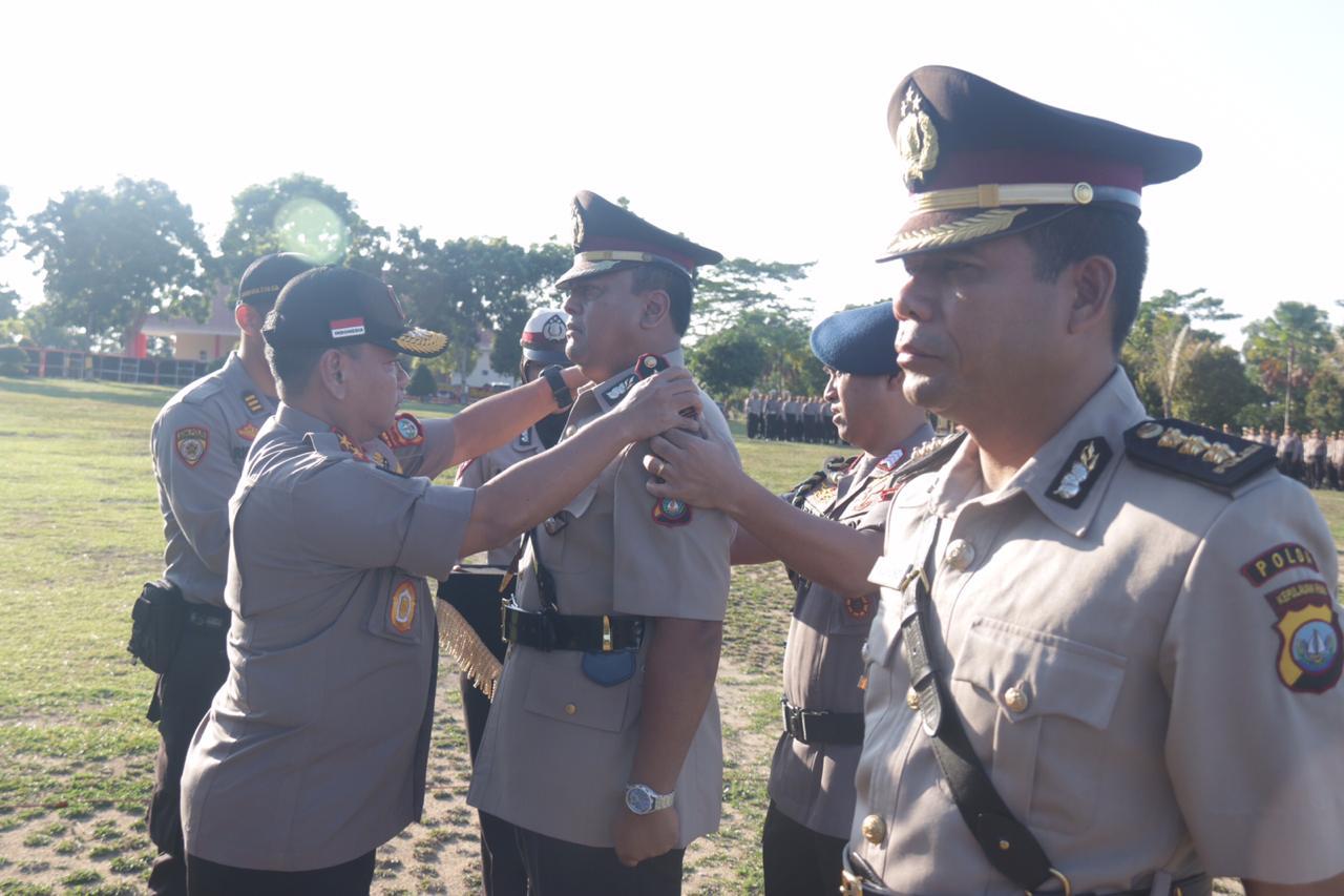 Photo of Kapolda Kepri Pimpin Serah Terima Jabatan Dirlantas Polda Kepri
