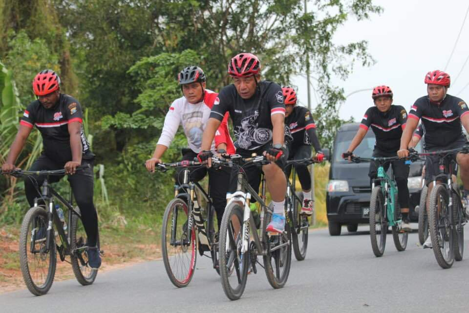 """Photo of Ayo, Meriahkan Melayu Raya Fun Bike """"Merangkai Pulau Menyatukan Hati"""""""