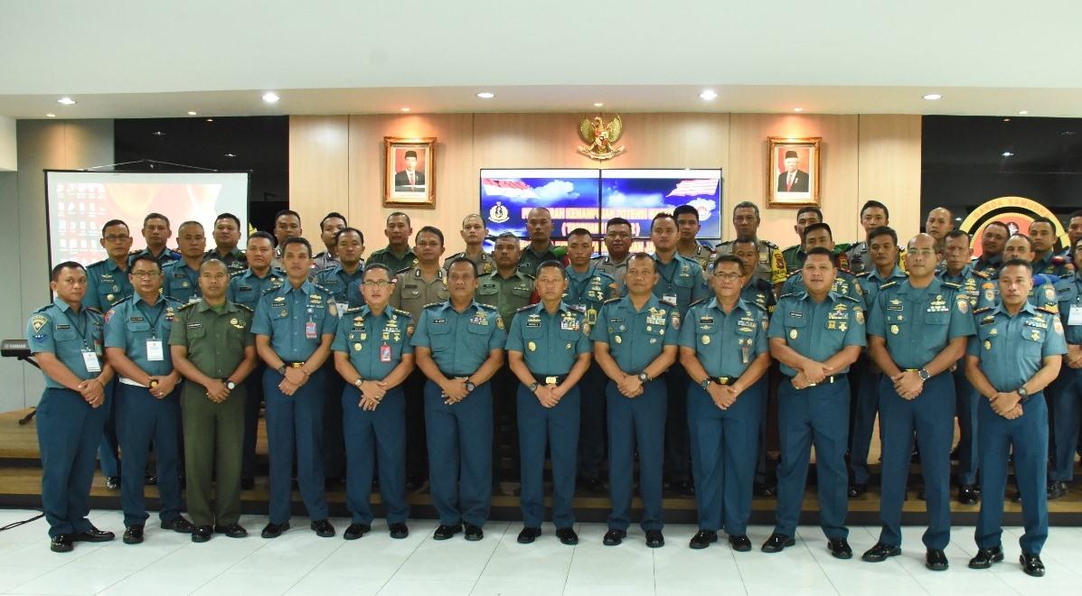 Photo of Danlantamal IV Tanjungpinang Buka TARPUANPOTMAR TNI AL Tahun 2019