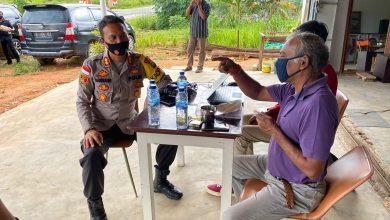 Photo of Demi menjaga Situasi Kamtibmas Jelang Pilkada, Kapolres Bintan Ngopi Bareng Tokoh Masyarakat