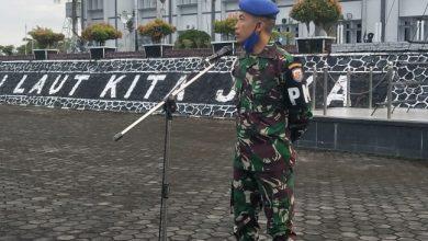 Photo of Asintel Danlantamal IV Melaksanakan Perkenalan Kepada Segenap Prajurit dsn PNS di Lingkungan Lantamal IV Tanjungpinang