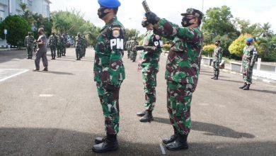 Photo of Mayor Laut (PM) DEDY ARY YUANTO Resmi Jabat Danpom Lantamal IV Tanjungpinang
