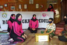 Photo of Dalam Rangka Hari Kesatuan Gerak Bhayangkari ke 68, Bhayangkari Cabang Kepulauan Anambas Melaksanakan Bhakti Sosial Di Desa Tarempa Timur