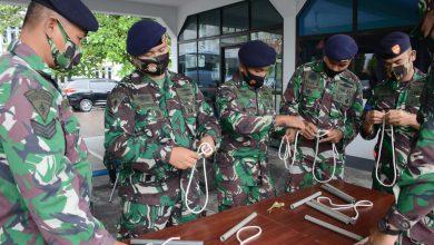 Photo of Wadanlantamal IV Tanjungpinang Buka Uji Terampil Glaspur P-1 & P-2