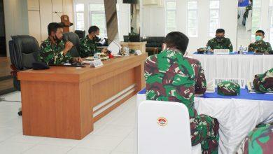 Photo of DANLANTAMAL IV Tanjungpinang Pimpin Pembacaan Taklimat Akhir Penutupan WASRIK ITKOARMADA I