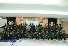 Photo of WADANLANTAMAL IV Tanjungpinang Tutup Latihan Hukum Humaniter Internasional Dan HAM