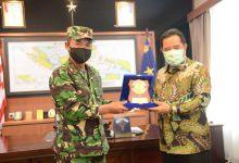 Photo of DANLANTAMAL IV Tanjungpinang Terima Kunker PJS Gubernur Provinsi Kepri